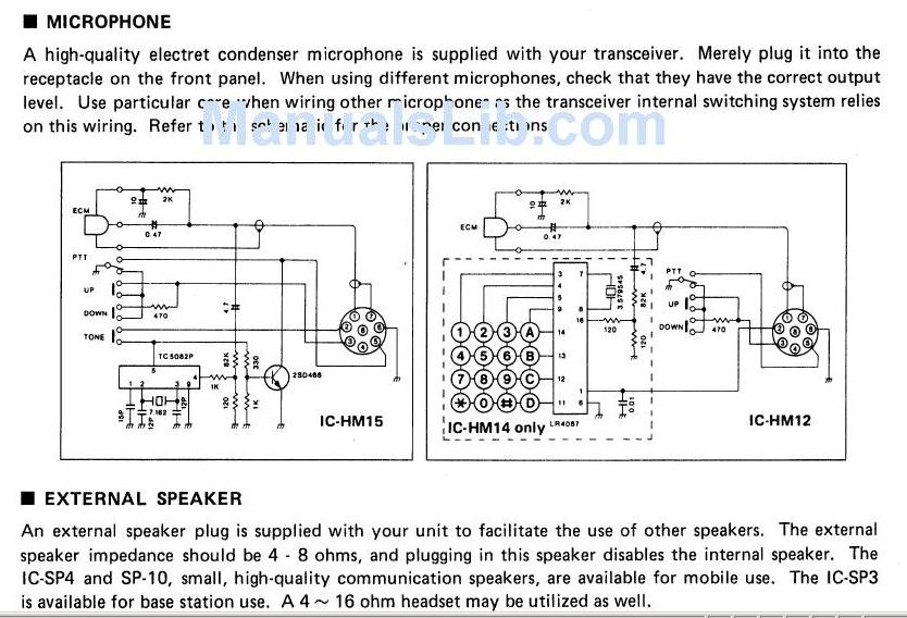 [DIAGRAM_5LK]  ICOM | Icom Computer Headset Wiring Diagram |  | Amateur Radio Cables