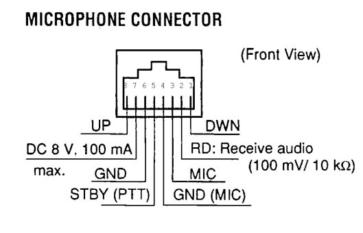 kenwood kmc 35 mic wiring diagram